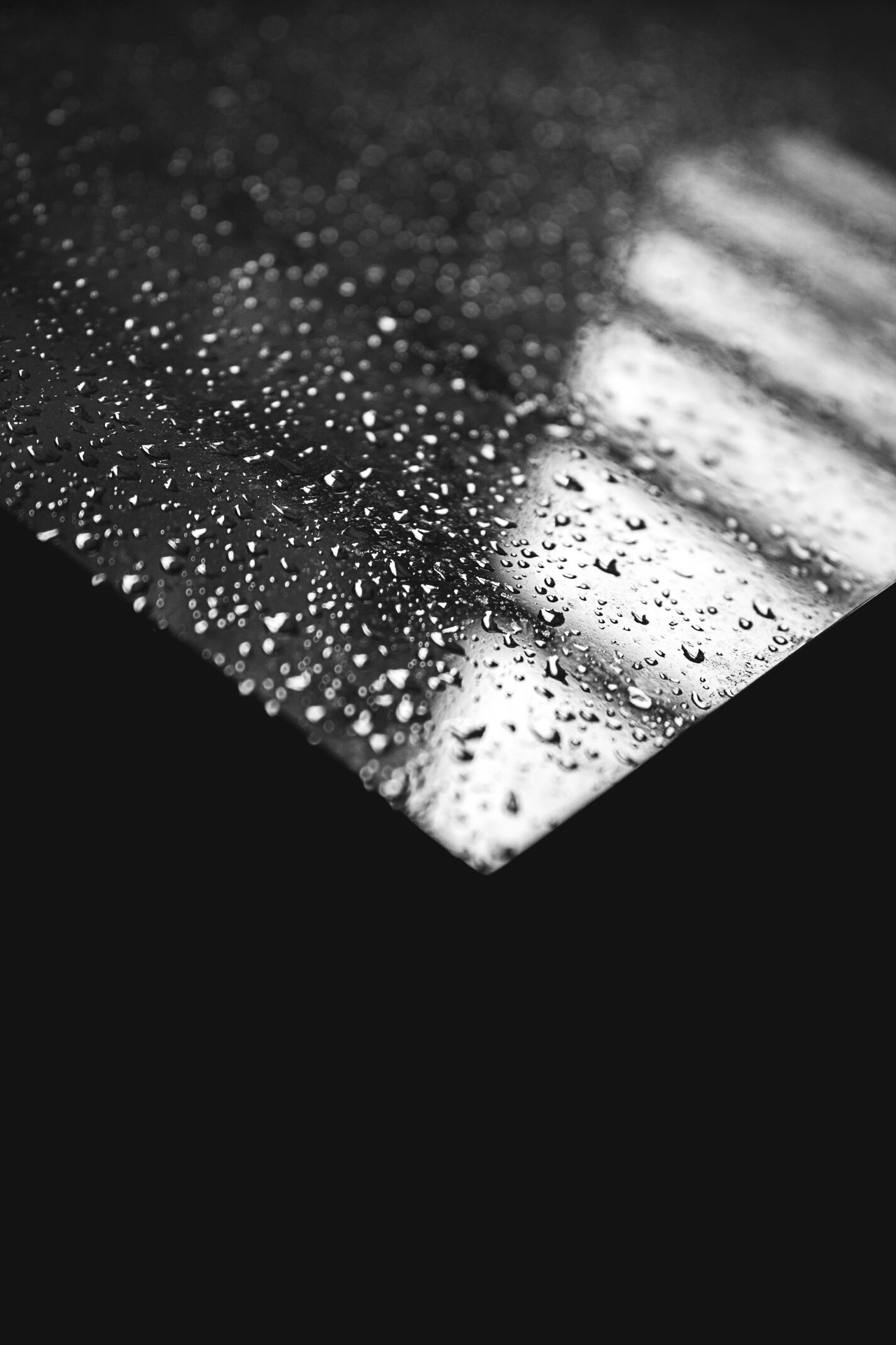Lagrimas en la lluvia Lluvia Rain Tears Tears In Rain Nébula Picture Monochrome Black And White