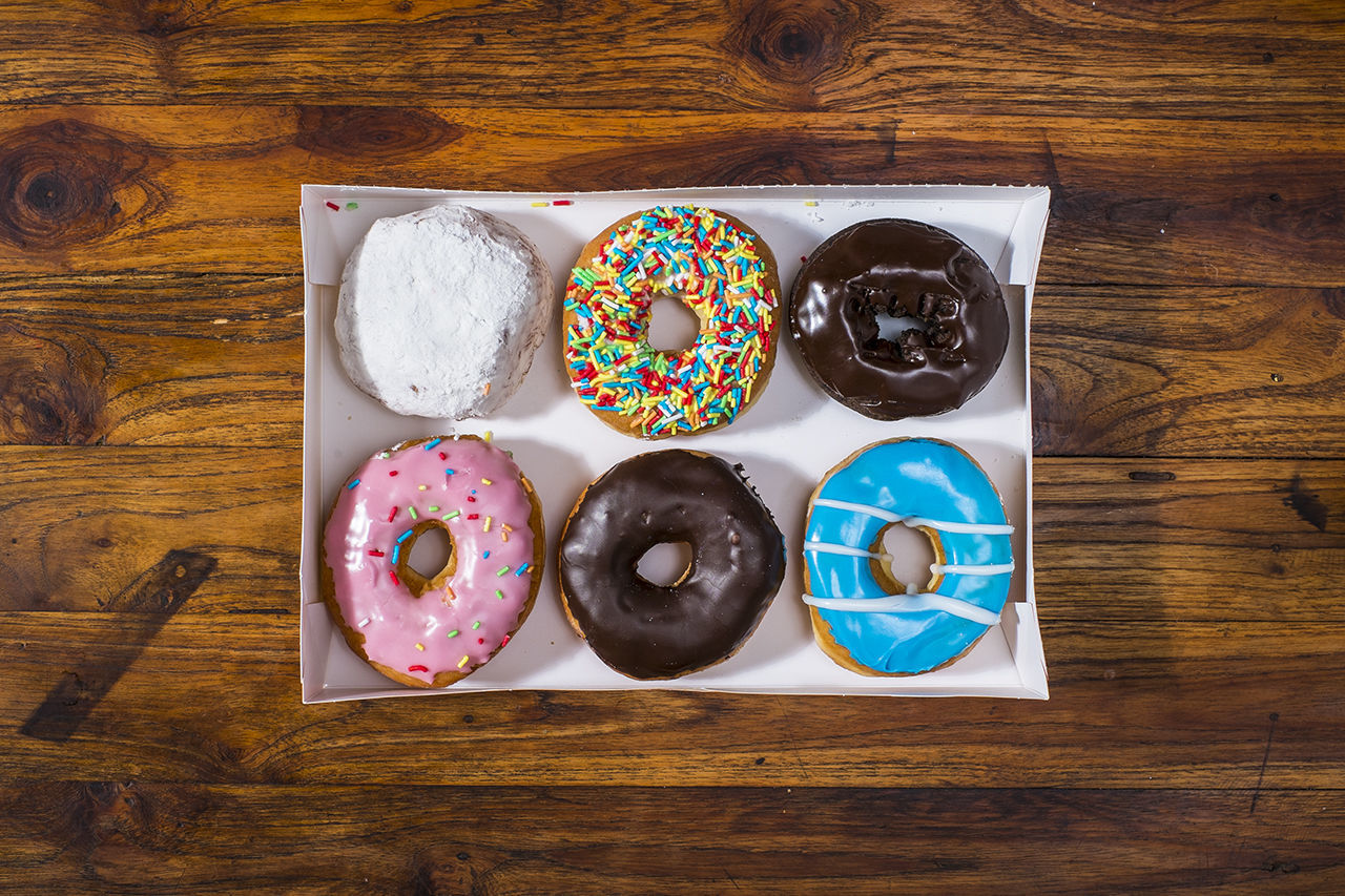 EyeEm Bestsellers Donuts Color Food Still Life Sweet