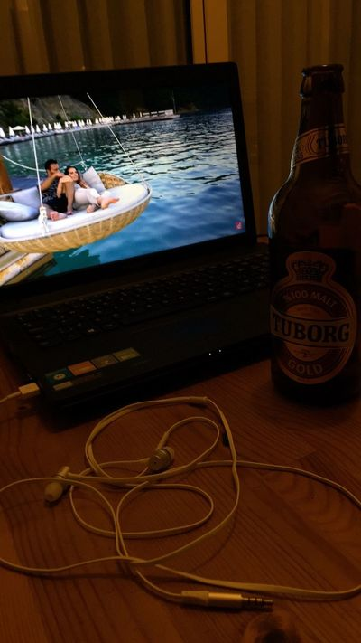 Relaxing AdoBar Myhome Beer
