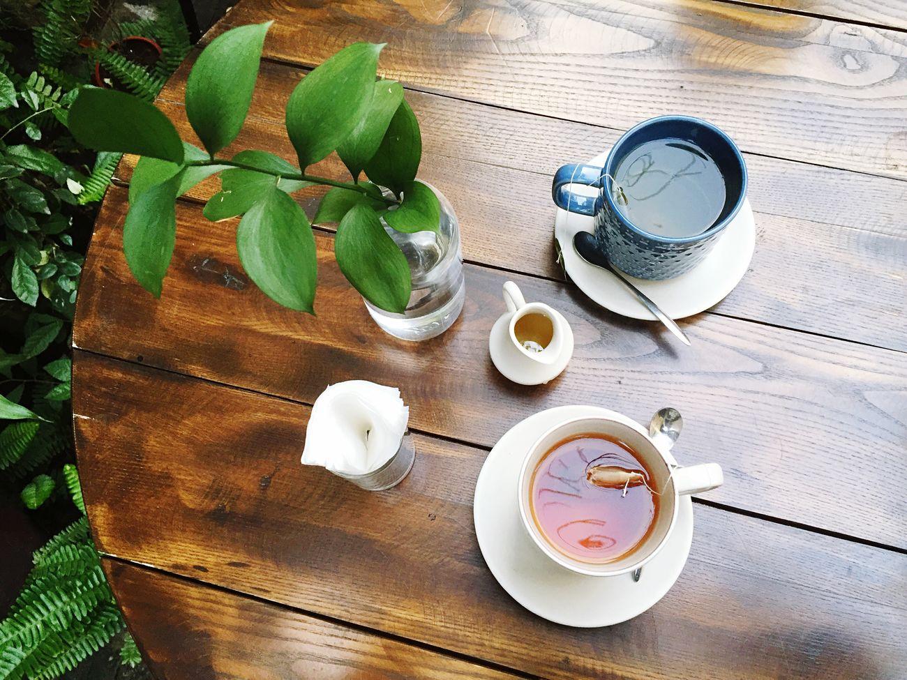 Tách trà cho ngày cuối năm ☔️