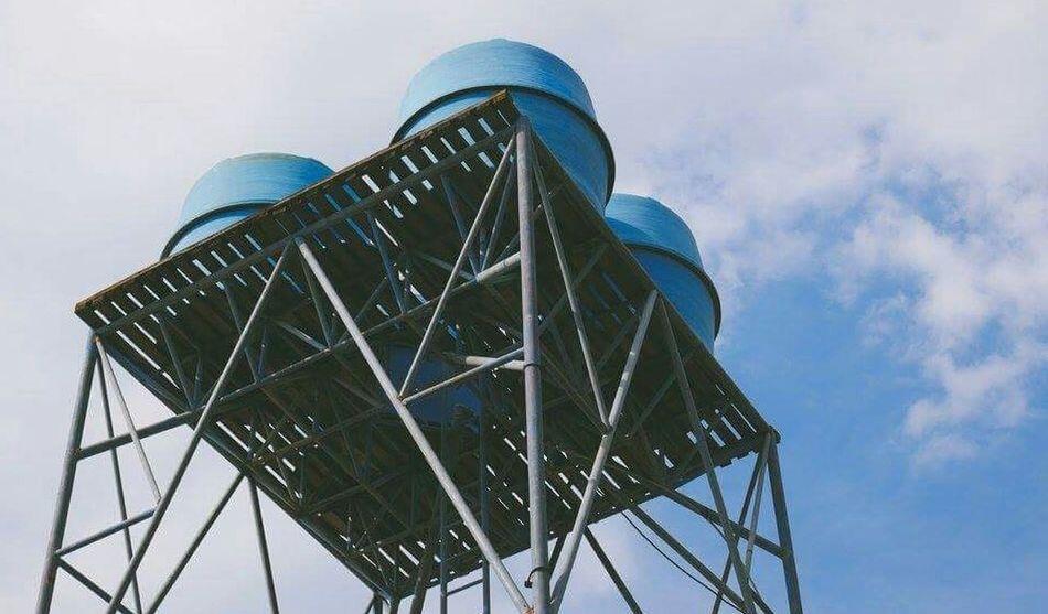 Sky Outdoors Metal Industry Watertank