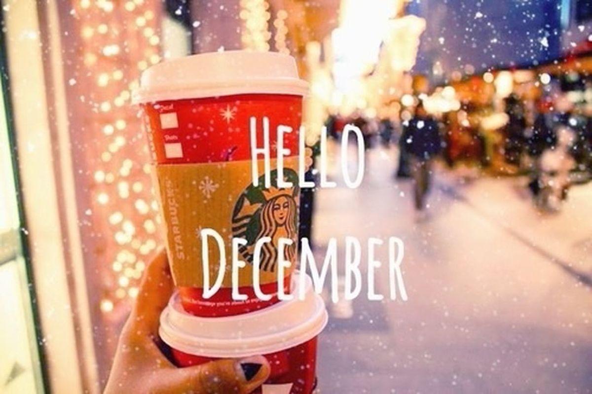 Christmas Is Coming. ♥