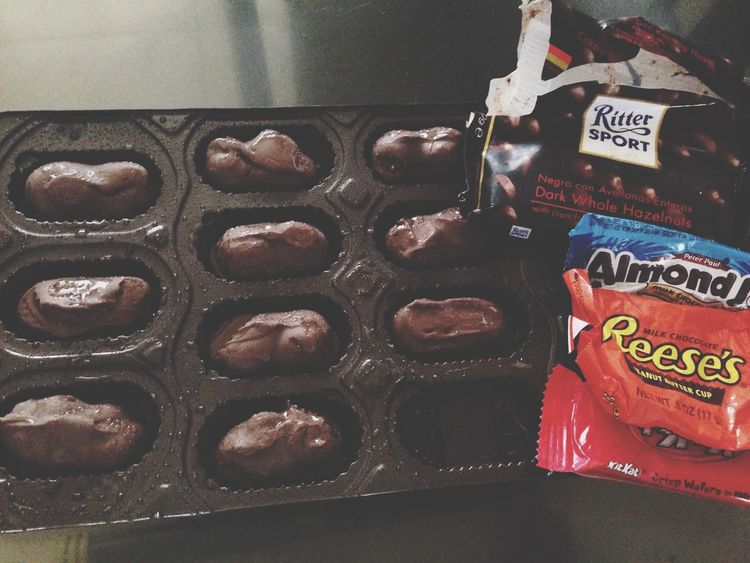 Chocolates Chocolate Rittersport Reese's