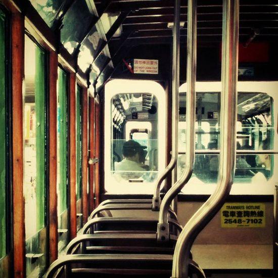 HongKongtram Urban Publictransport