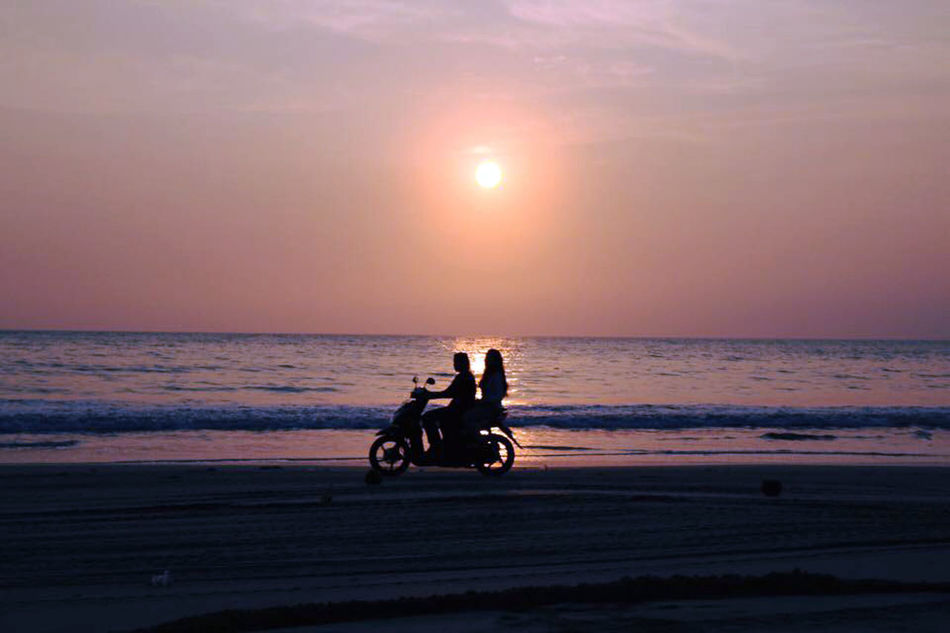 Anyerbeach Banten Beach Beach Photography INDONESIA Indonesia_photography Landscape Outdoor Photography Outdoors Sea Sunset