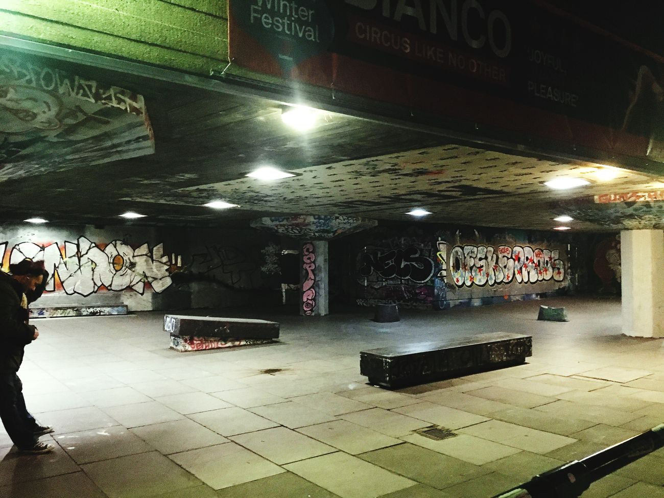 Skatepark Tags