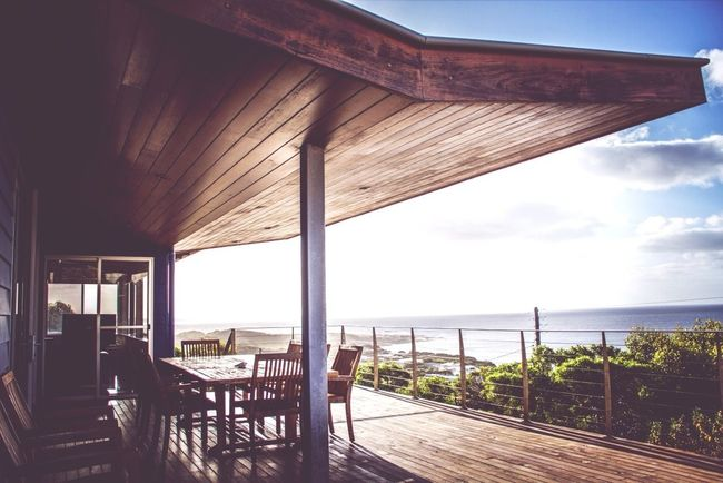 Australia Balcony Over The Bay Balcony Life Cowaramup Bay