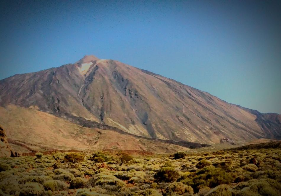 Volcano Mountain Geology Volcanic Landscape Landscape Nature Scenics Day Volcanic Crater Sky Clear Sky Beauty In Nature EyeEmNewHere EyeEmNewHere
