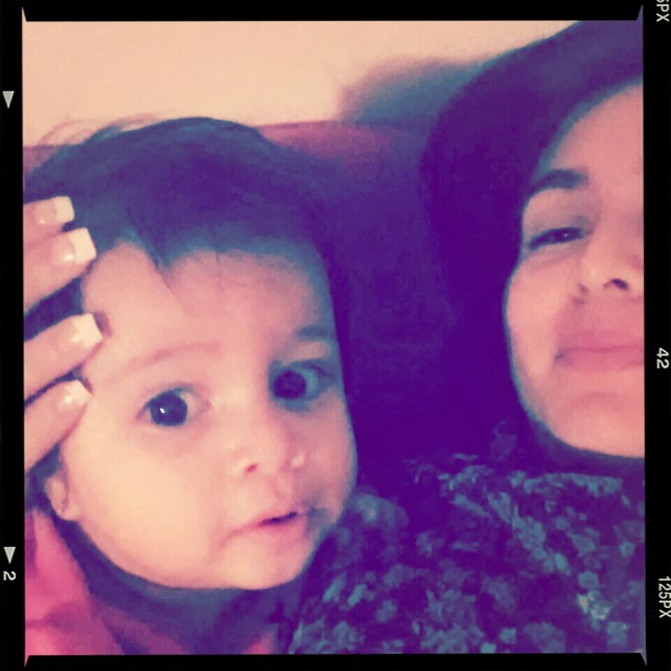 With Ma Baby