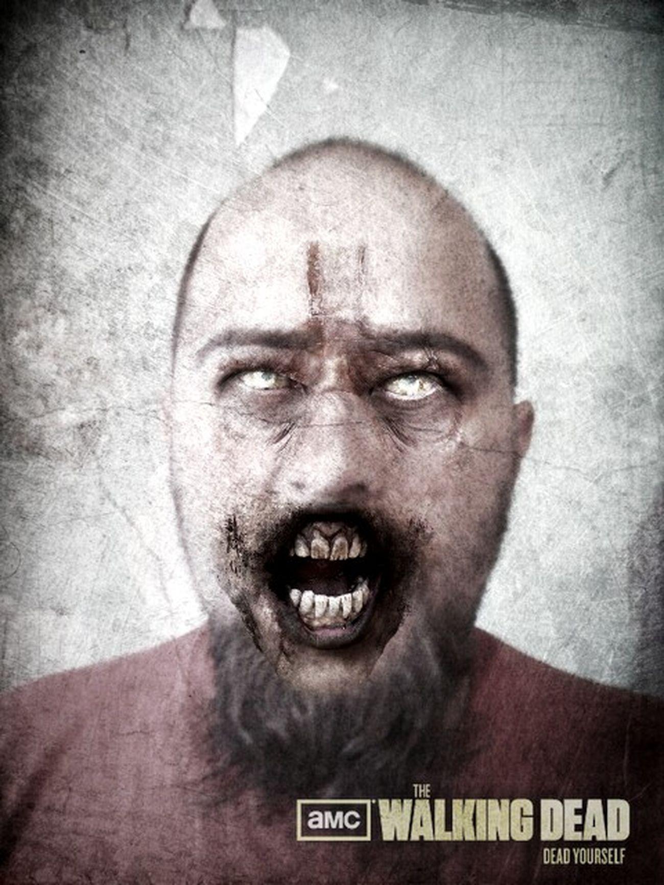 The Walking Dead The Walking Dead, Dead U'r Self