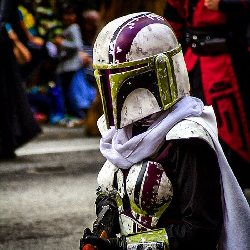 Starwars Armor Cosplay DragonCon