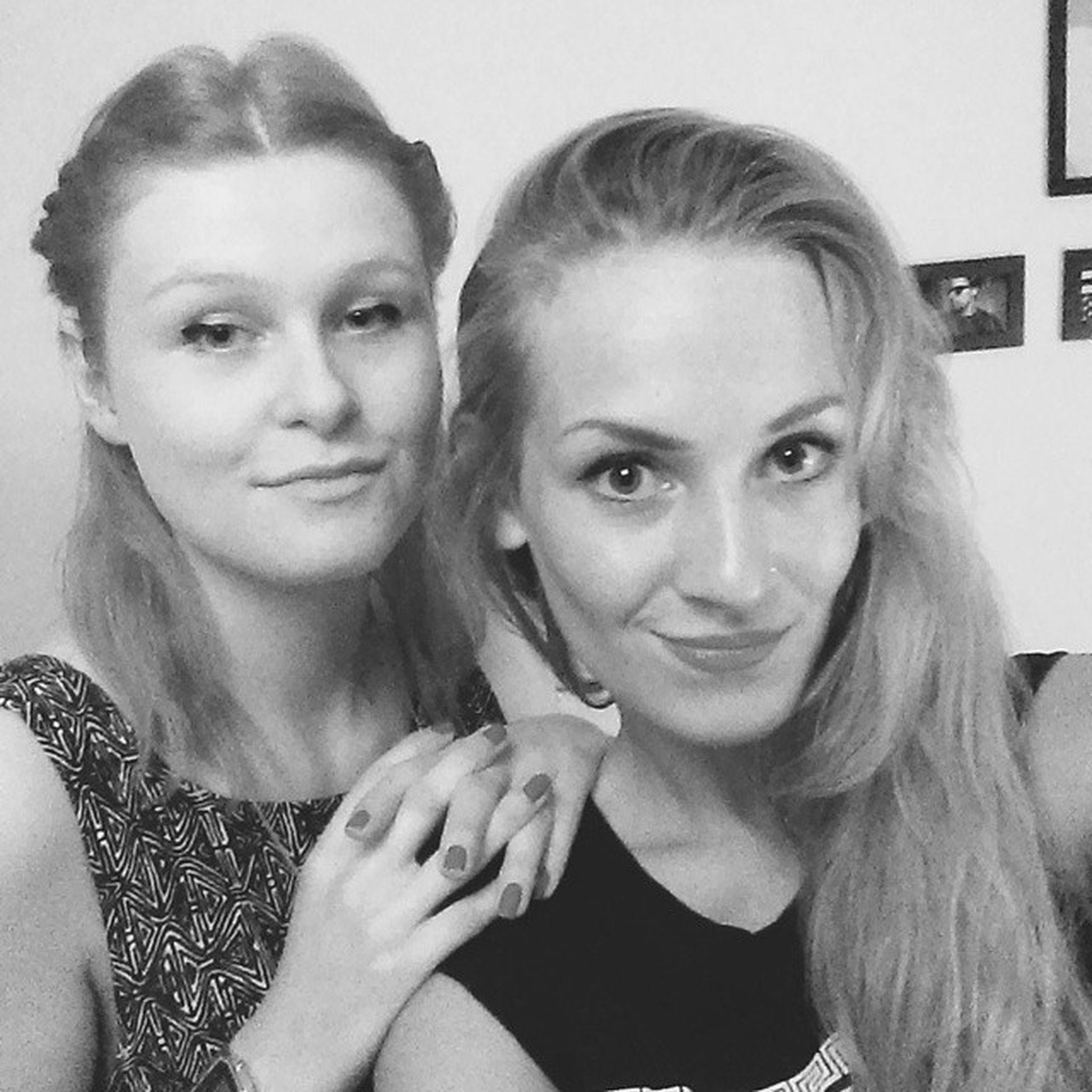 Liebe @theresatingtong. Best friends Party Samstag Saturday Hauptsachesamstag Bw fashion Musik music hipster hiphop hair mode Resi