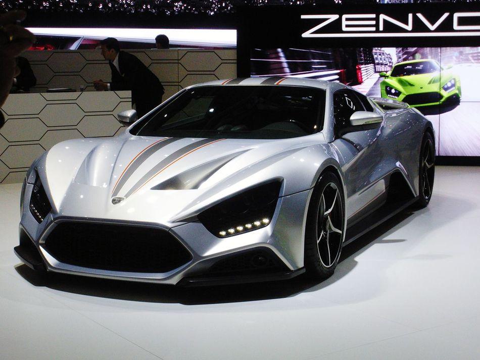 Zenvo Zenvo ST1 Exotic Cars Hypercar GenevaInternationalMotorShow2015 GIMS2015 Swiss