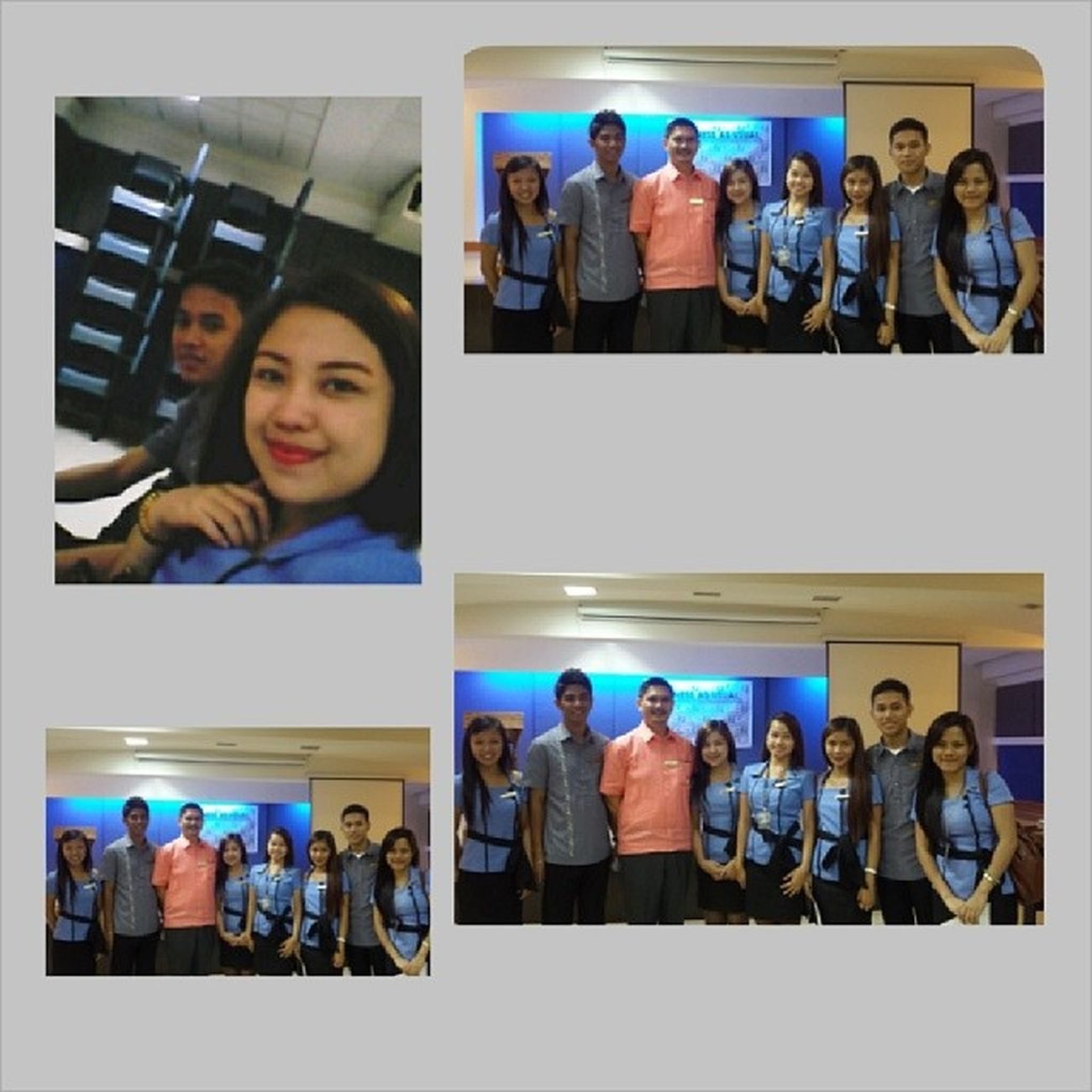 with our guest speaker Mr. Larry S. Ignacio Businessasusual AMLA 21014