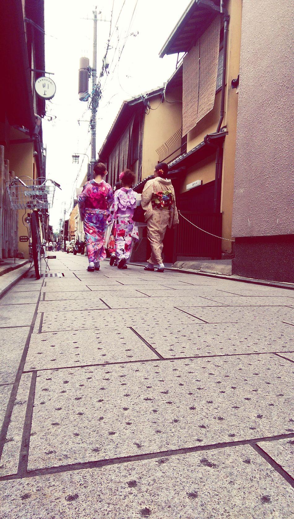 穿越時空,古代表演藝術者的憂愁,與現代商機的體驗感受 日本清水寺!!!! 藝妓 First Eyeem Photo