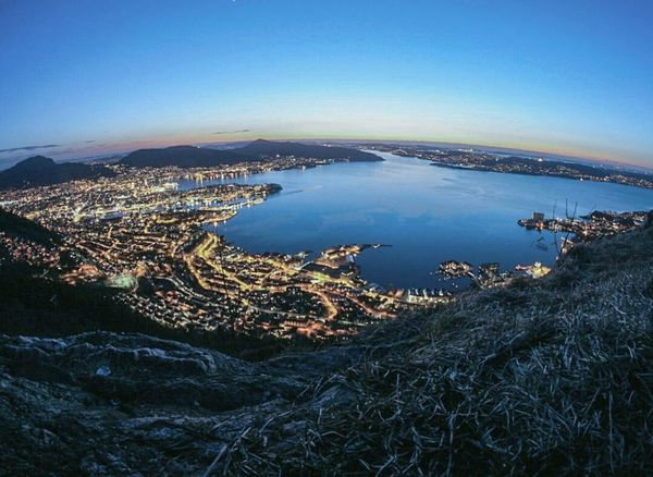 Bergen City Sony Sony A6000 Norway🇳🇴 Norway No People Outdoors Landscape Stoltzekleiven Samyang 8mm Samyang 8mm F2.8 Samyang Photography Sonya6000