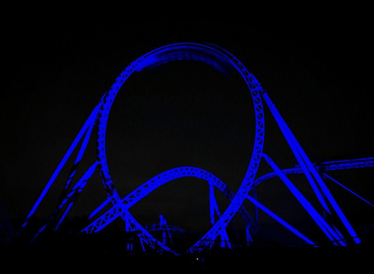 Europa-Park Blue Fire