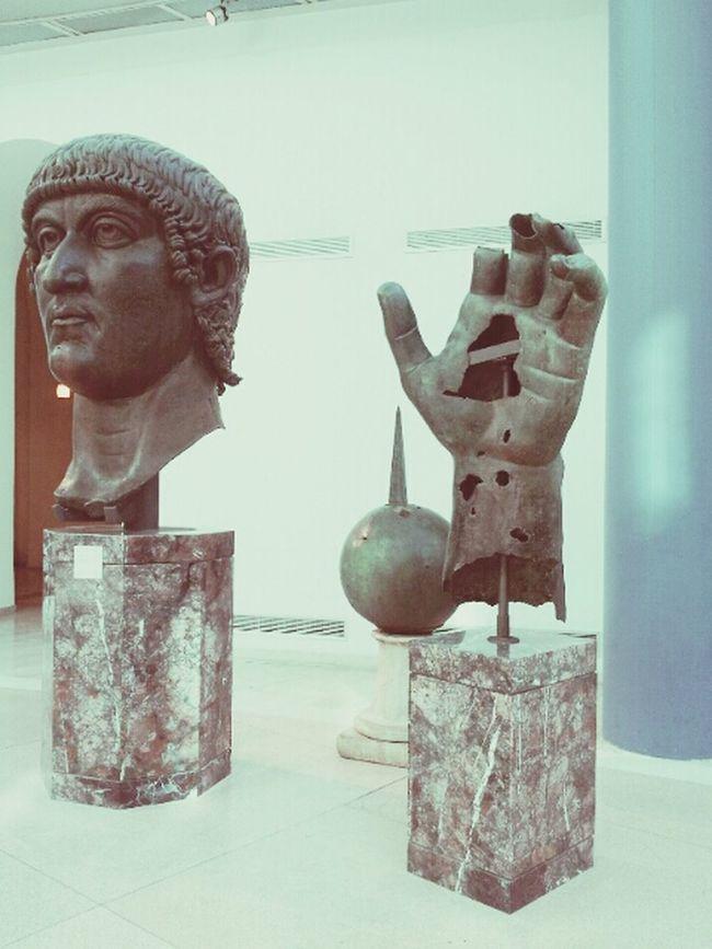 Imperator Costantino Statue Majestic