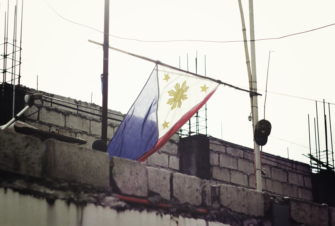 FREEDOM WAS TAKEN BY THE BLOOD THAT WAS GIVEN. EyeEm EyeEm Pampanga Eyeem Philippines EyeEm Philippines: Our Independence Day 2016 Philippine Flag Philippines ShootTheDay Streetphotography