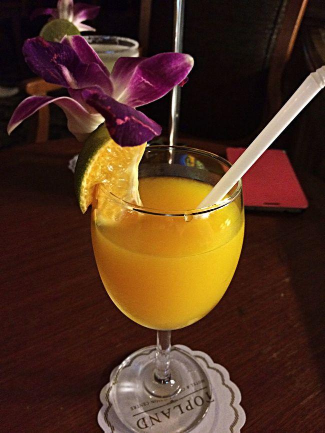 Orange Juice  Softdrink