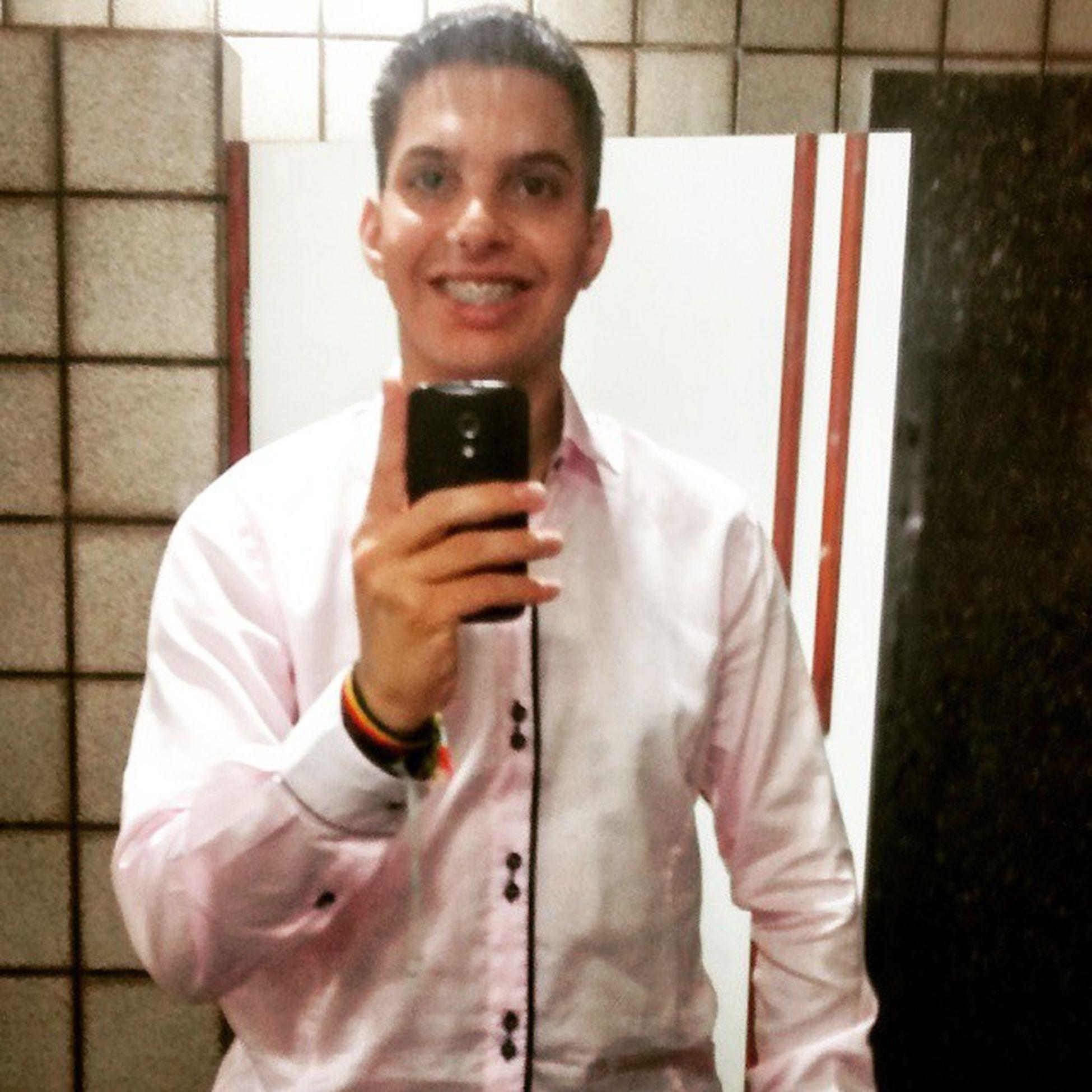 Me! Vscocam Instaphoto Instalike Casorio CasamentoLilliaECésar Espelhosujo Selfie Daoraavida