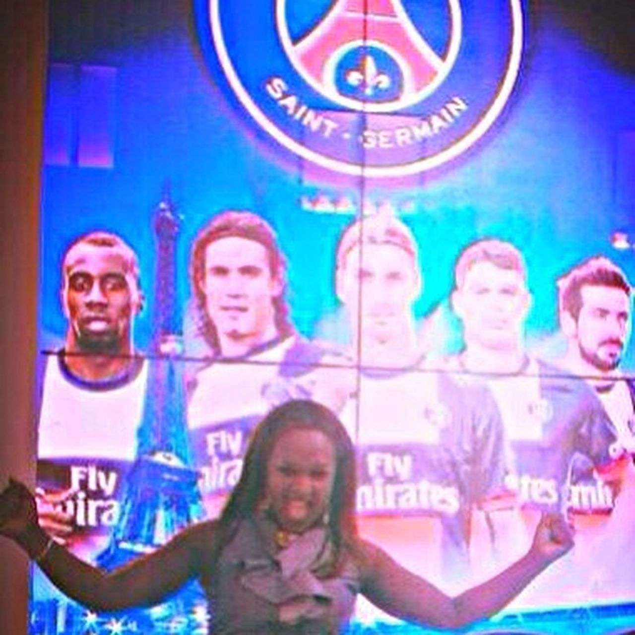 Paris Saint Germain Paris Saint Germain. ❤ Parissaintgermain PSG  Psg ♥ PSG✨ Doha Qatar Doha#City#❤ Flyemirates