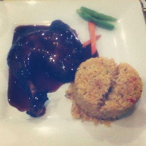 Chicken BBQ for dinner!! Yay! 😄😜😍 Zymurgy TnxExequiel