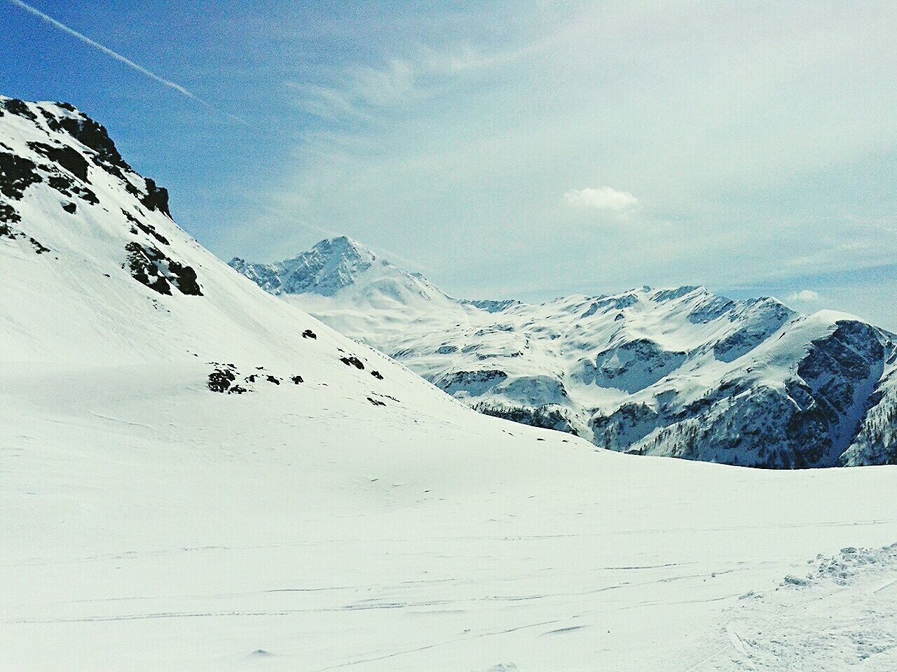 Skiing The Environmentalist – 2014 EyeEm Awards White EyeEm Italy