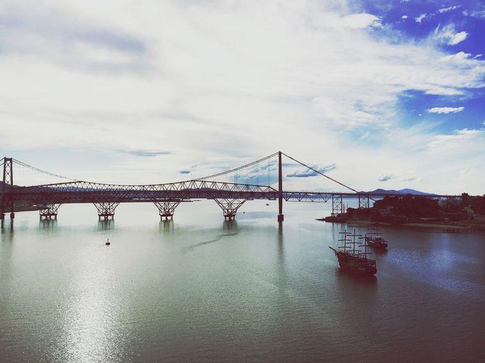 Florianópolis Pontehercílioluz ComoNaoAmar