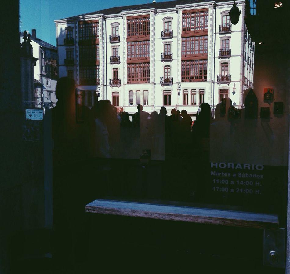 Reflection Shoot, Share, Learn - EyeEm Lugo Meetup