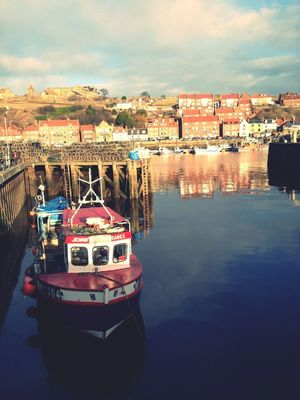 Just another winters morning in Whitby by MrsRiz
