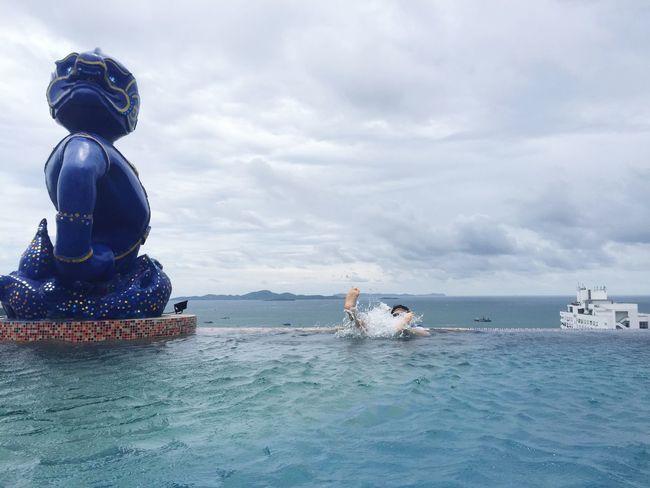 Pataya Thailand Swimming Pool