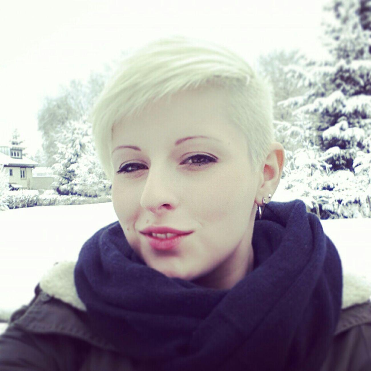 Snow is everywere :)