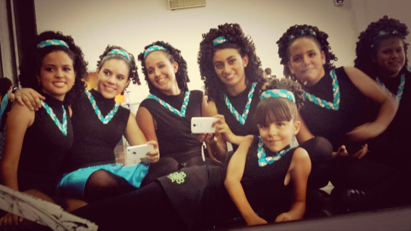 Irish Dance Team