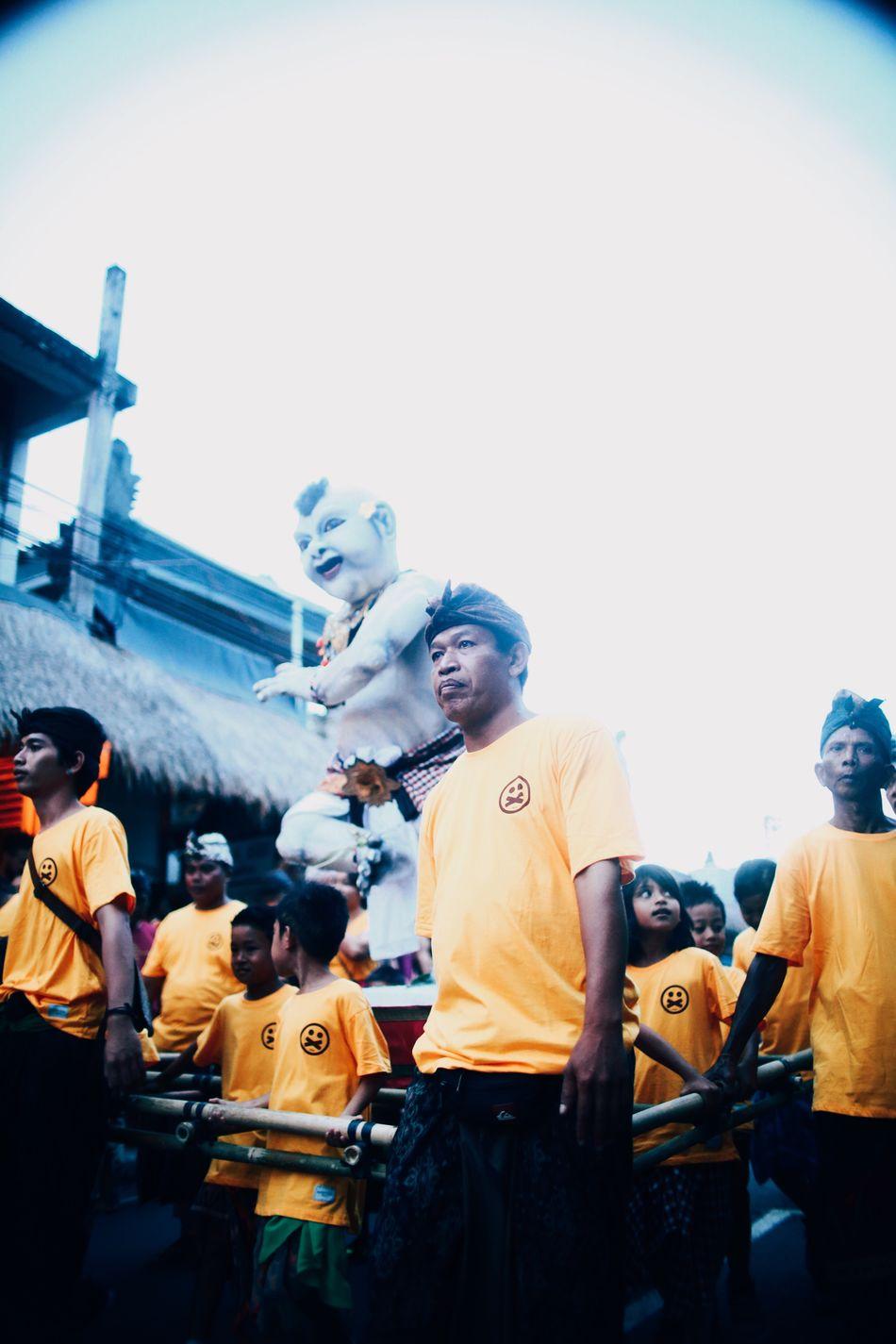 Ubud Ogoh-ogoh Bali