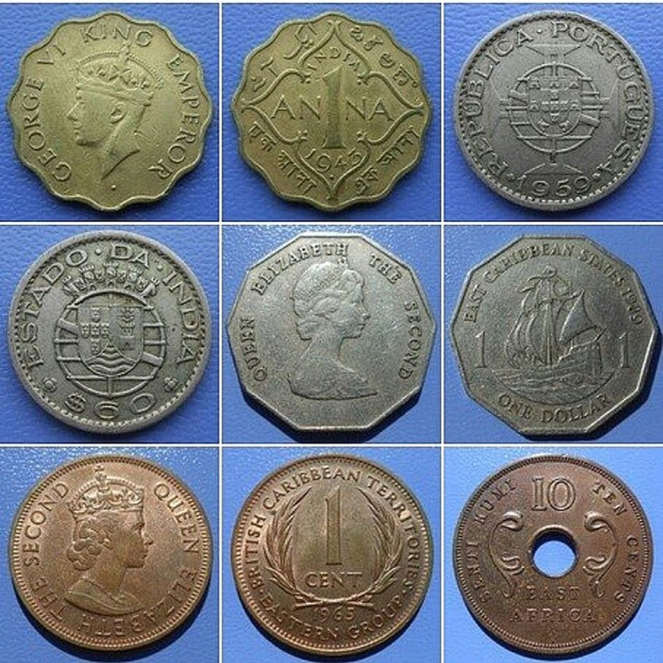See in the middle of first row. There's 1 anna. An indian coin. 1 આનો = 6.25 પૈસા & 16 આના = 1 રુપિયો Worldwide coin collection by Onedayonecoin Ancient Coins Amazing photo photos pic pics TagsForLikes picture pictures snapshot art beautiful instagood picoftheday photooftheday color all_shots exposure composition focus capture moment me my instadaily Instamood