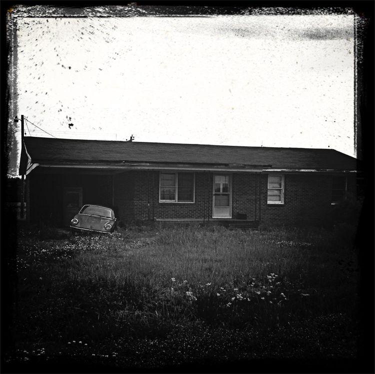 I don't think anyone's home. Martin County Abandoned