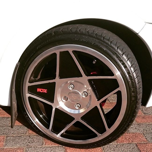 Capetown IntheCY Cars Rims