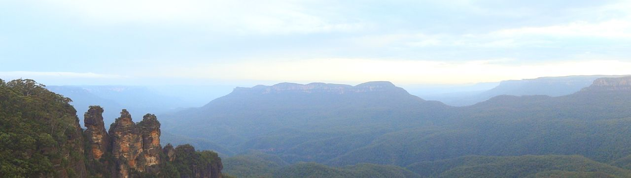 The Great Outdoors - 2015 EyeEm Awards The Three Sisters Blue Mountains New South Wales  Australia