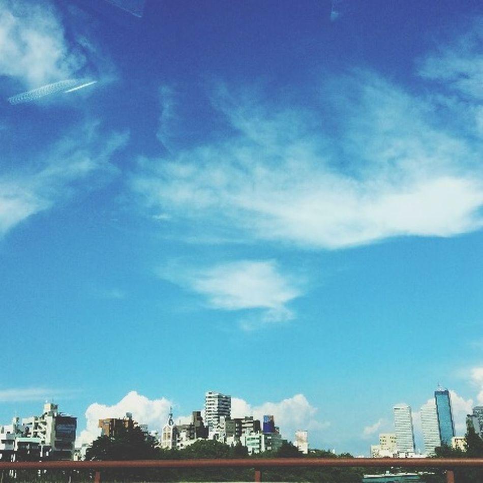 あつい。 Sky Osaka,Japan