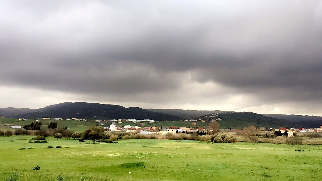 Landscape Weather Beauty In Nature Cloud - Sky Marocco Tanger