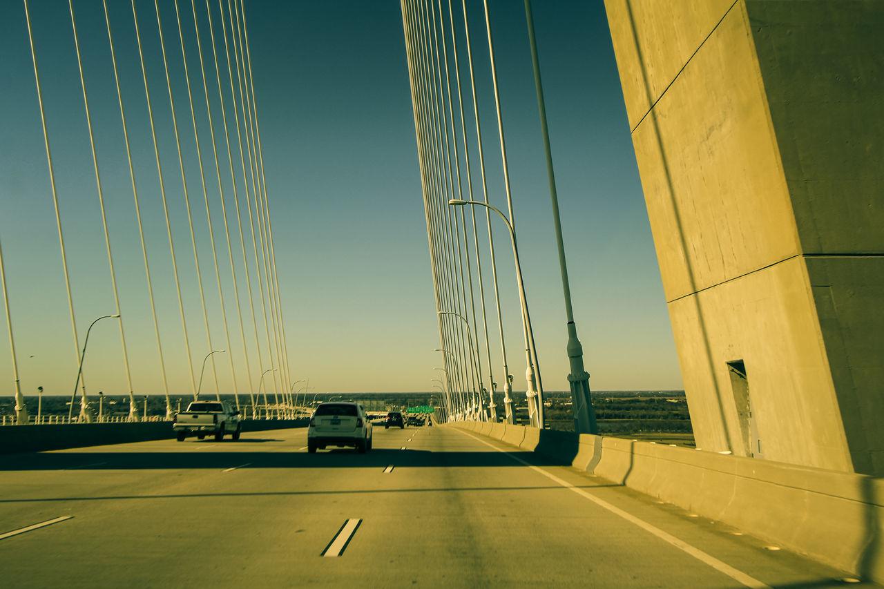 Beautiful stock photos of bridge, Architecture, Bridge, Built Structure, Car