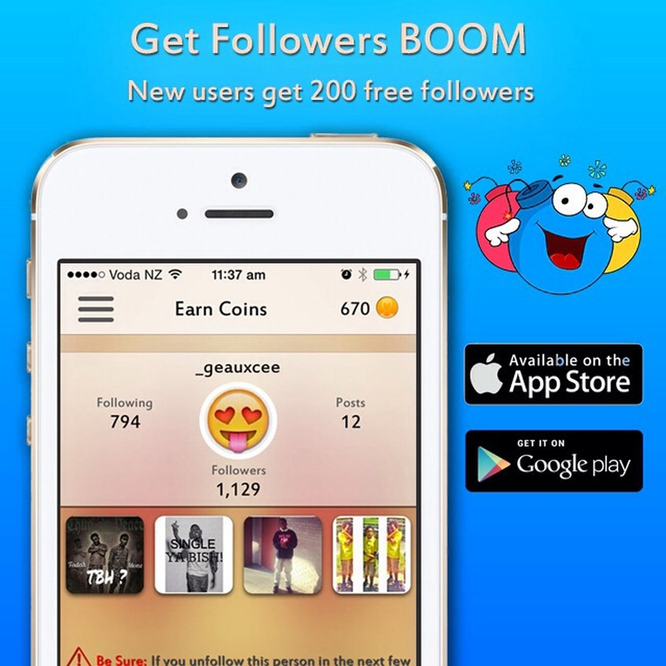 Followersboom
