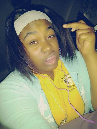 Don't Let That Pretty Face Fool You, I Roll Like A Boss! Thuglife