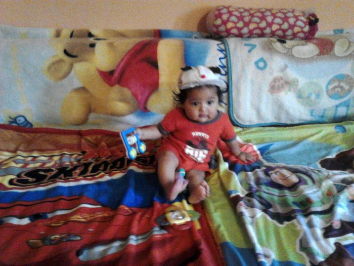 Mi hijo fernando... First Eyeem Photo