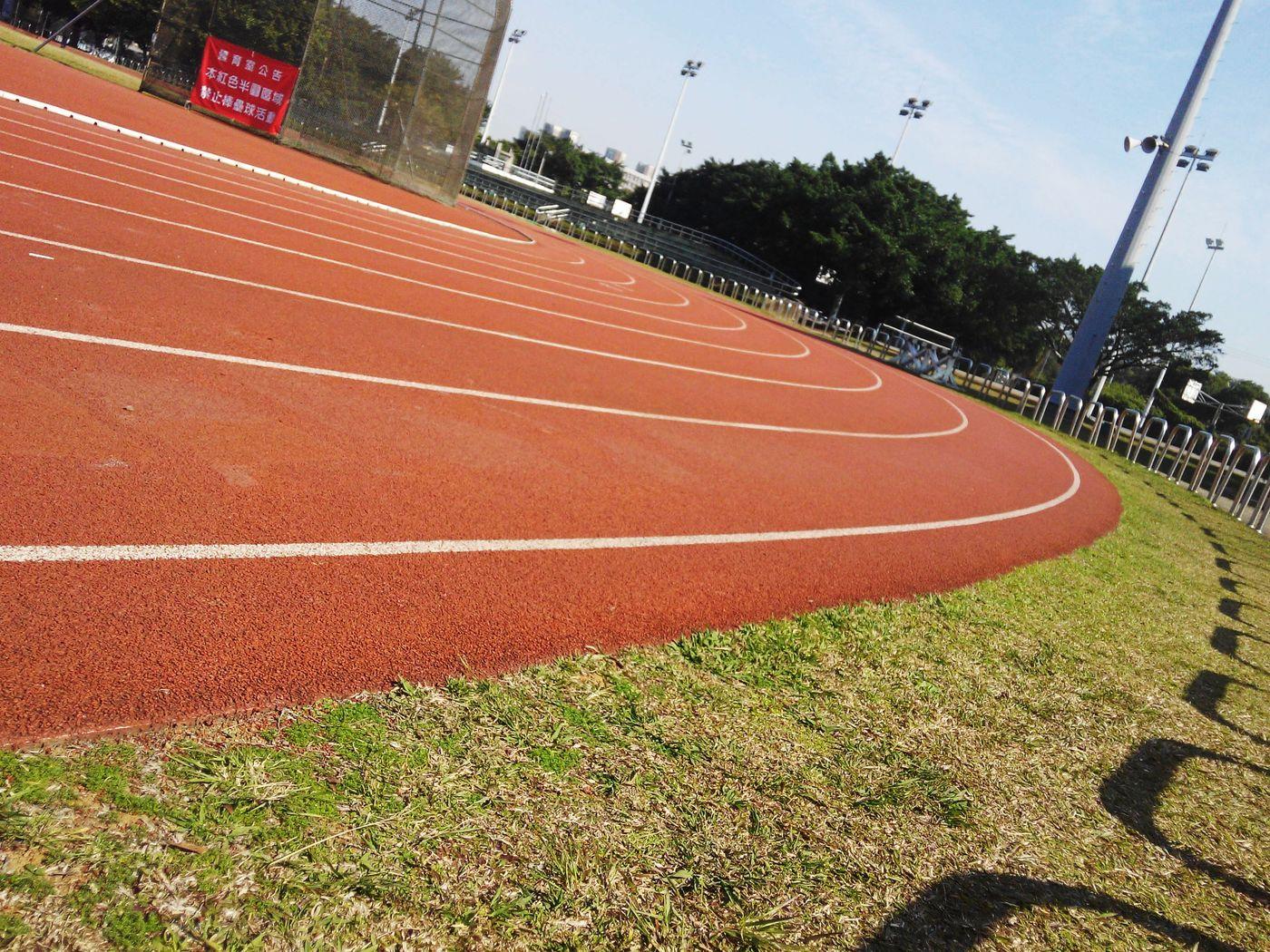 曬太陽~Sunny Day Sports Field Saturday