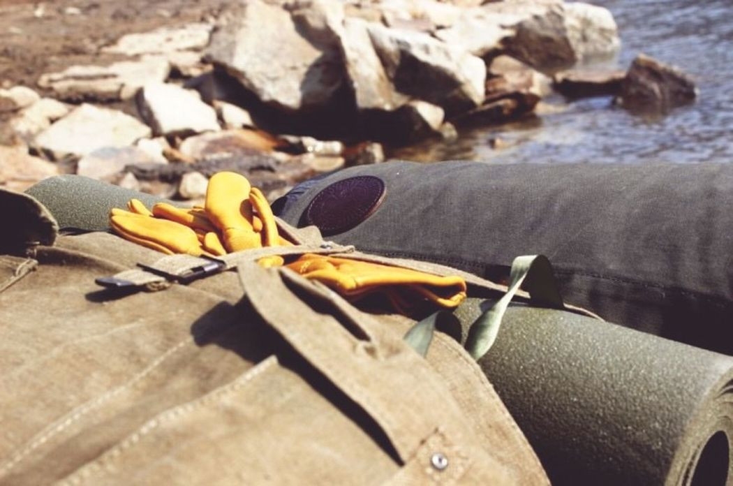 Duluthpack Canoeist Camping My Son