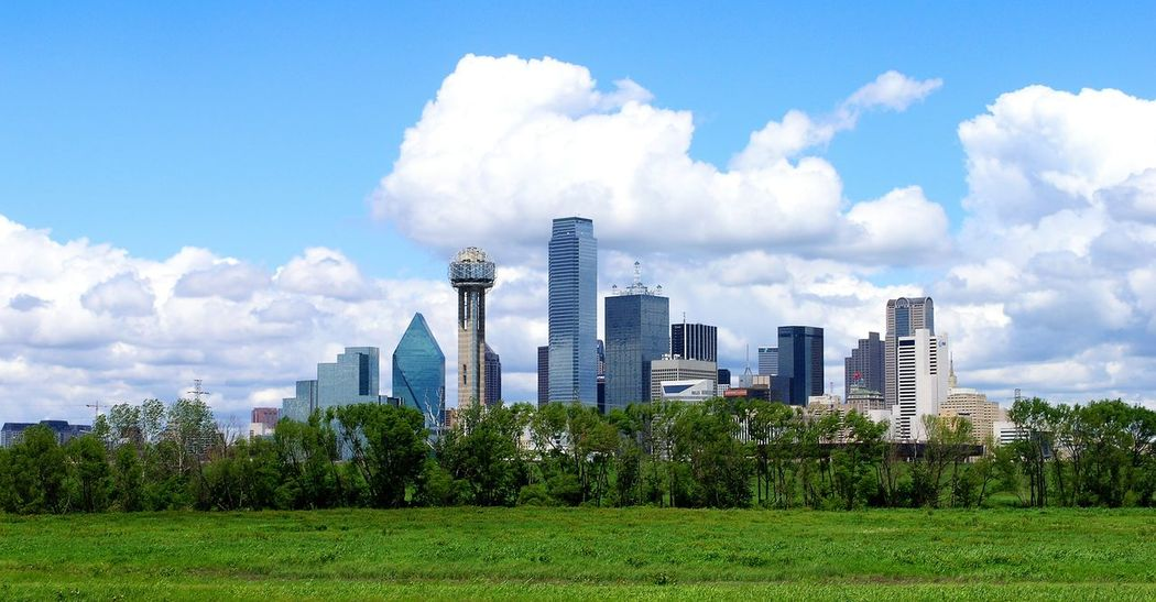 Dallas Tx 💚💚💙💙 First Eyeem Photo