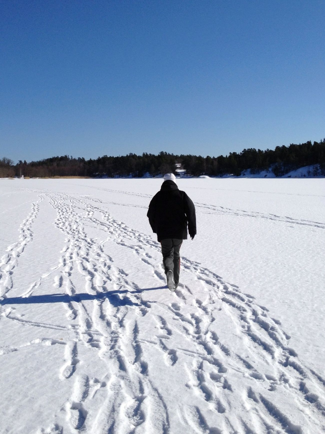 Walking on frozen water II Nature Nature_collection EyeEm Nature Lover
