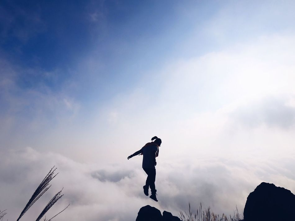 Beautiful stock photos of heaven, , Arms Outstretched, Blue, Cloud